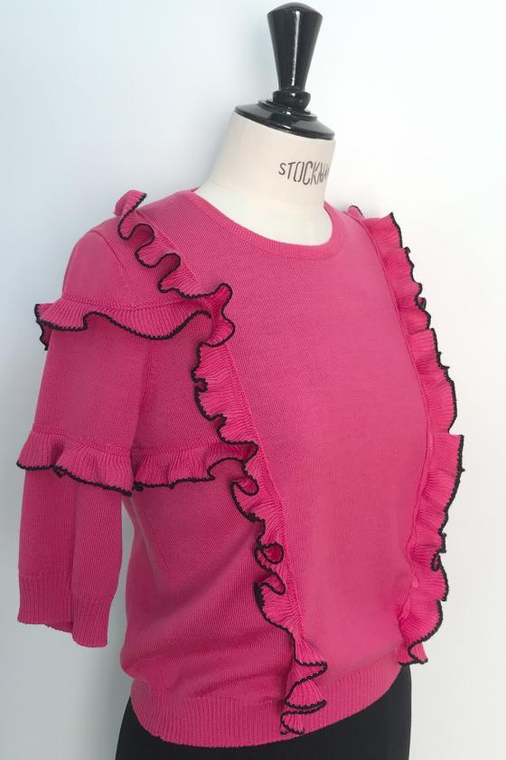Плетиво цикламена, с кърдици